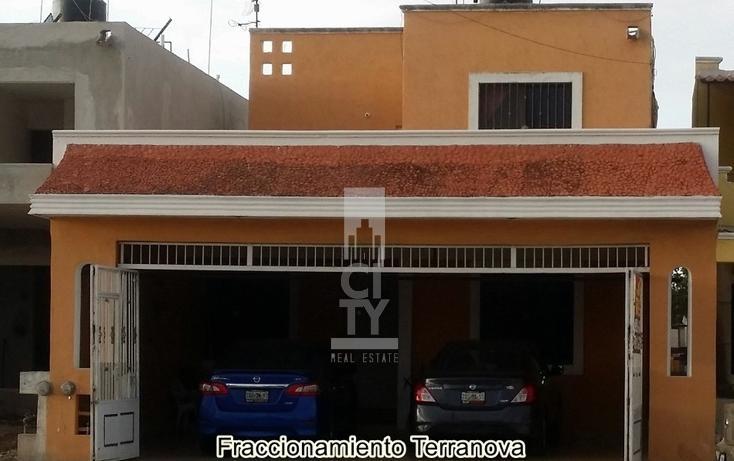 Foto de casa en venta en, terranova, mérida, yucatán, 1927621 no 01