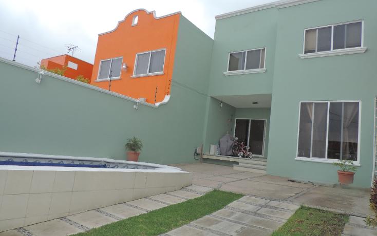 Foto de casa en venta en  , terrazas ahuatl?n, cuernavaca, morelos, 1039307 No. 01