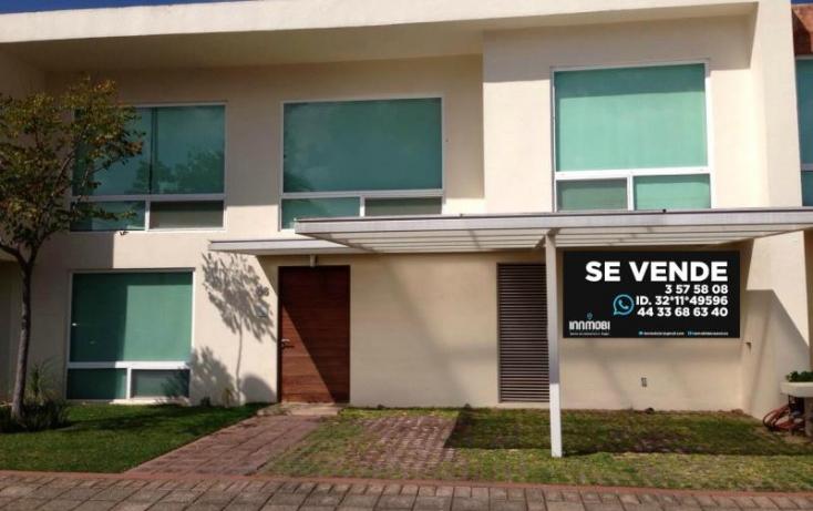 Foto de casa en venta en, terrazas del campestre, morelia, michoacán de ocampo, 791393 no 01