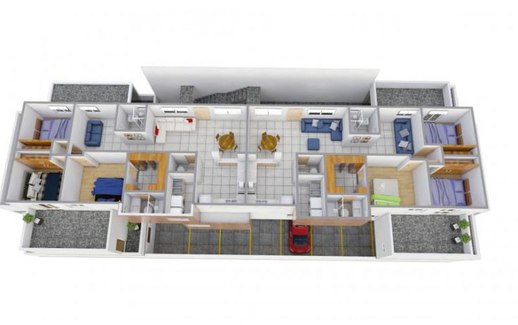 Foto de departamento en venta en terrazas, tequisquiapan, san luis potosí, san luis potosí, 1036607 no 05