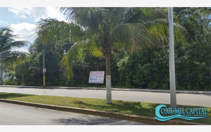 Foto de terreno comercial en venta en terreno 11 avenida, 11 avenida entre 85 y 85 bis, repobladores de 1848, cozumel, quintana roo, 1781610 no 03