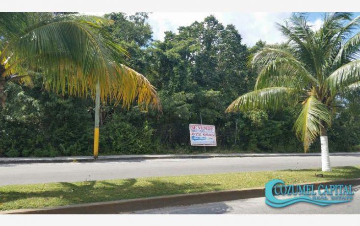 Foto de terreno comercial en venta en terreno 11 avenida, 11 avenida entre 85 y 85 bis, repobladores de 1848, cozumel, quintana roo, 1781610 no 04