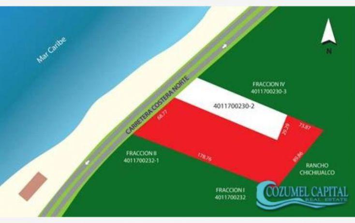 Foto de terreno comercial en venta en terreno buenos aires, carretera costera norte, zona hotelera norte, cozumel, quintana roo, 1155453 no 01