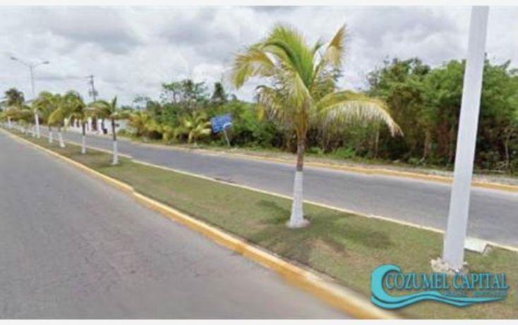 Foto de terreno comercial en venta en terreno buenos aires, carretera costera norte, zona hotelera norte, cozumel, quintana roo, 1155453 no 02