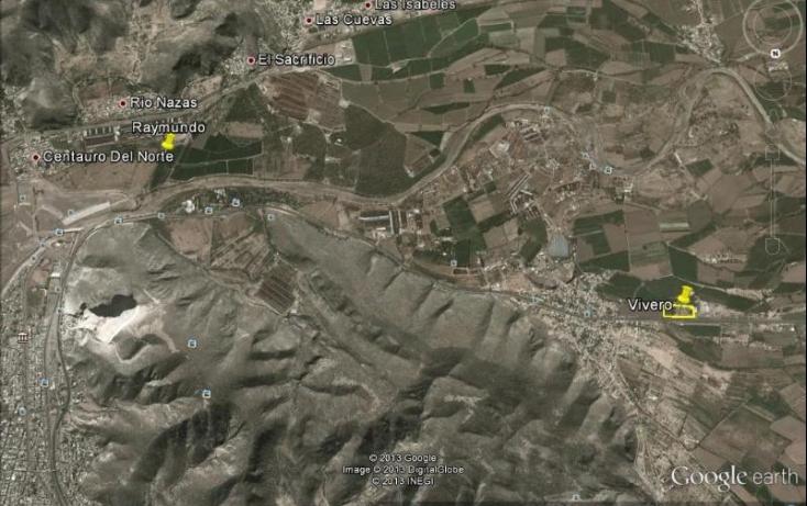 Foto de terreno comercial con id 395490 en venta en carretera nacional 40 cd lerdo durango km 240 san josé no 01
