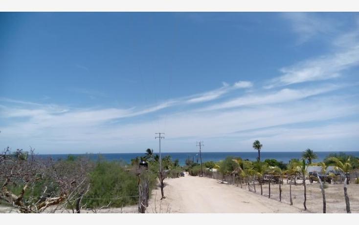 Foto de terreno habitacional en venta en terreno con hermosa vista al mar a solo 300 metros de la playa nonumber, los algodones, la paz, baja california sur, 578172 No. 01