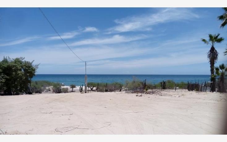 Foto de terreno habitacional en venta en terreno con hermosa vista al mar a solo 300 metros de la playa nonumber, los algodones, la paz, baja california sur, 578172 No. 04