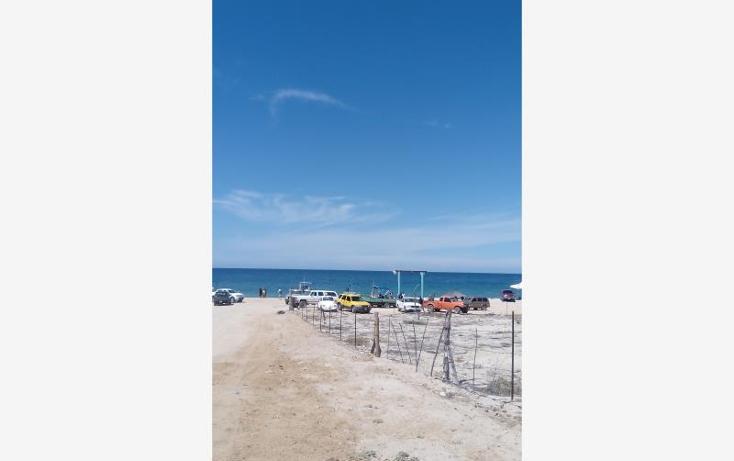 Foto de terreno habitacional en venta en terreno con hermosa vista al mar a solo 300 metros de la playa nonumber, los algodones, la paz, baja california sur, 578172 No. 05