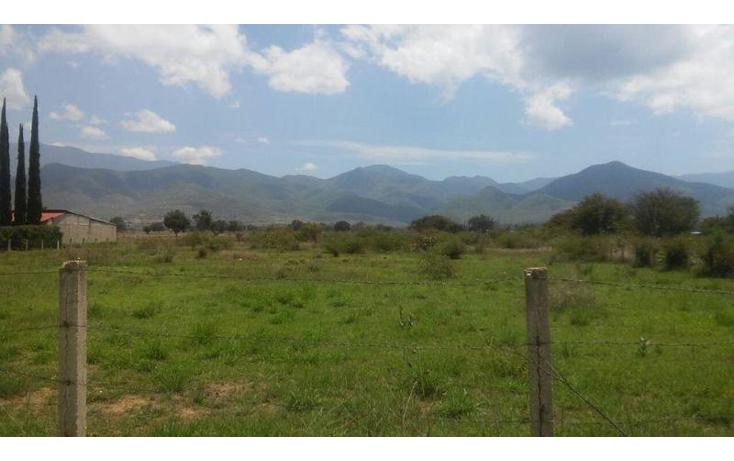 Foto de terreno habitacional en venta en  , santa maria del tule, santa maría del tule, oaxaca, 976633 No. 04