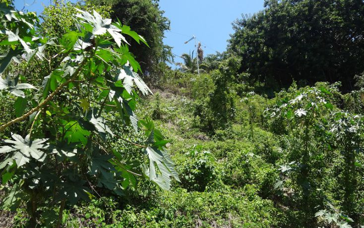 Foto de terreno habitacional en venta en terreno fracc las playas 1 1, las playas, acapulco de juárez, guerrero, 1773304 no 03