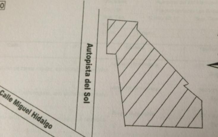 Foto de terreno habitacional con id 307958 en venta en autopista del solméxicoacapulco temixco centro no 01