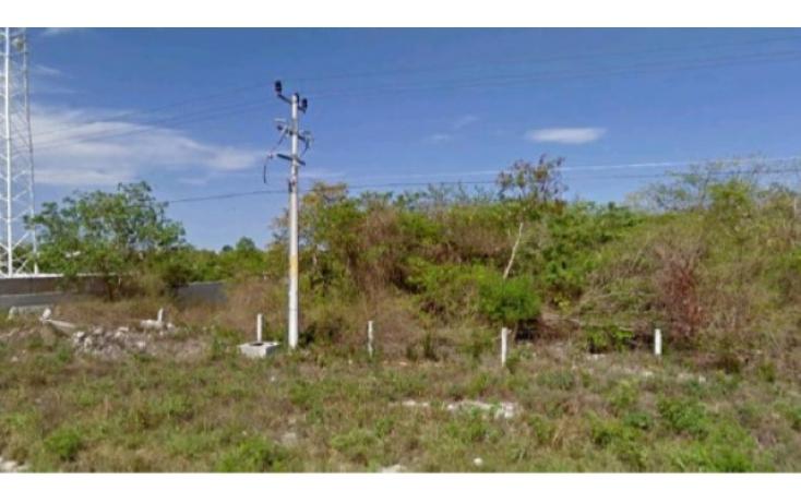 Foto de terreno habitacional con id 328603 en venta en carretera cancúnchetumal cancún centro no 07