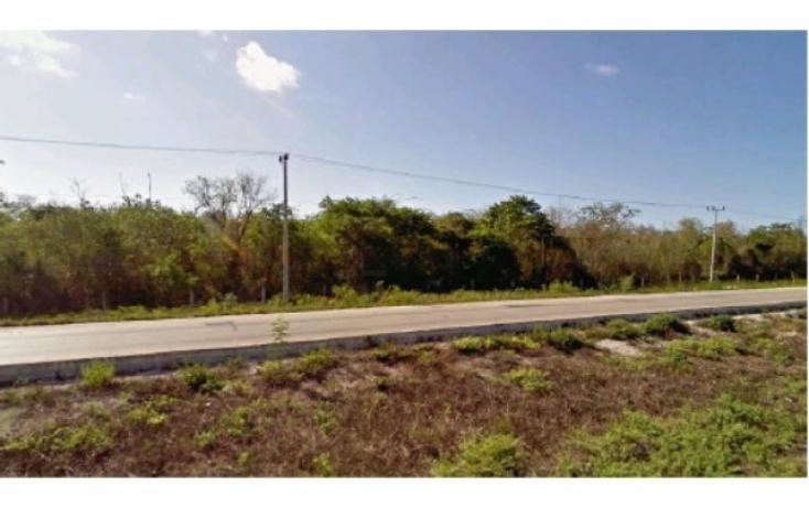 Foto de terreno habitacional con id 328603 en venta en carretera cancúnchetumal cancún centro no 10