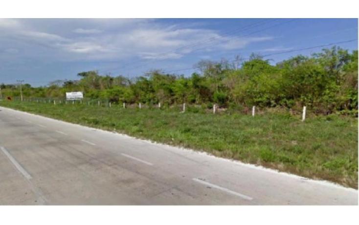 Foto de terreno habitacional con id 328603 en venta en carretera cancúnchetumal cancún centro no 11