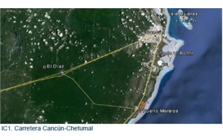 Foto de terreno habitacional con id 328603 en venta en carretera cancúnchetumal cancún centro no 12