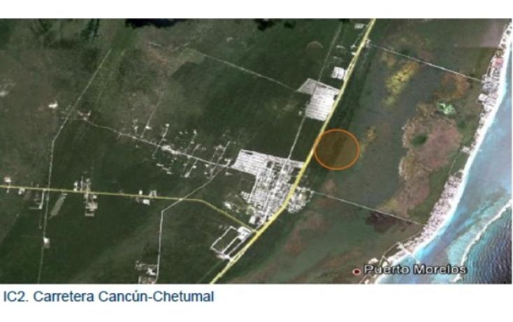 Foto de terreno habitacional con id 328603 en venta en carretera cancúnchetumal cancún centro no 13