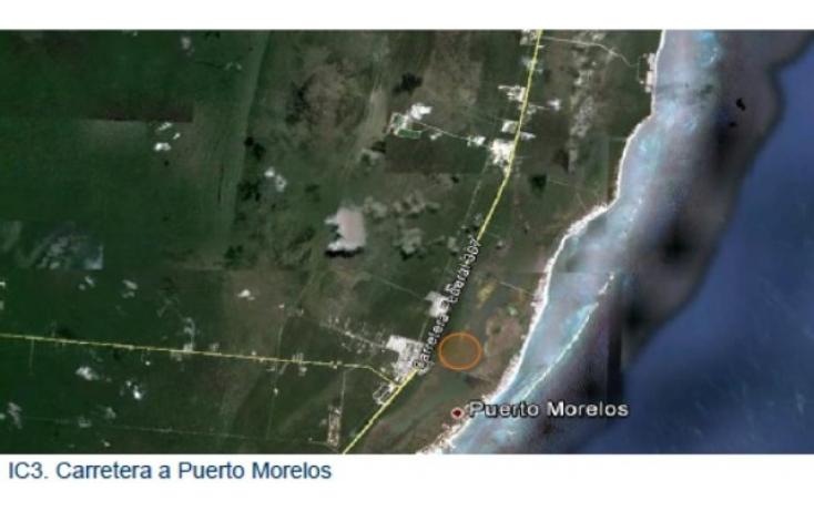 Foto de terreno habitacional con id 328603 en venta en carretera cancúnchetumal cancún centro no 14