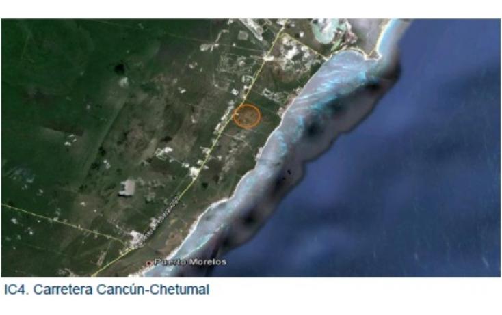 Foto de terreno habitacional con id 328603 en venta en carretera cancúnchetumal cancún centro no 15