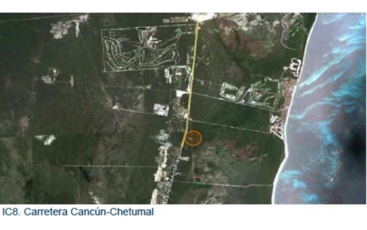 Foto de terreno habitacional con id 328603 en venta en carretera cancúnchetumal cancún centro no 17