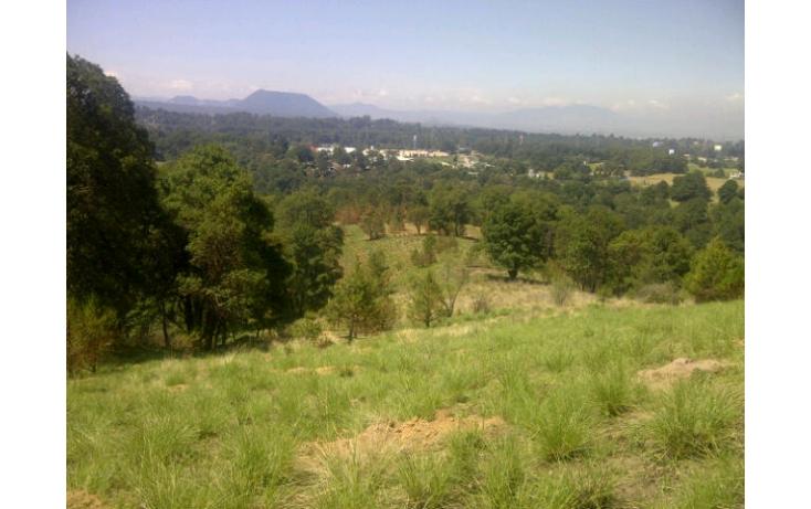 Foto de terreno habitacional con id 87235 en venta en carretera méxicotoluca san miguel ameyalco no 01