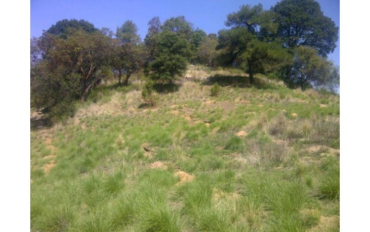 Foto de terreno habitacional con id 87235 en venta en carretera méxicotoluca san miguel ameyalco no 03