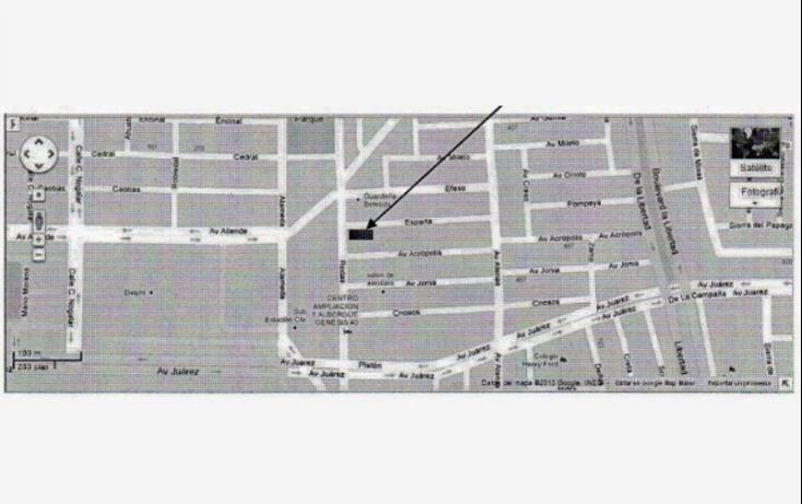 Foto de terreno habitacional con id 395380 en venta chapultepec no 03