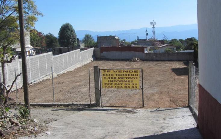 Foto de terreno habitacional con id 392088 en venta en constitucion 1 ixtapan de la sal no 02