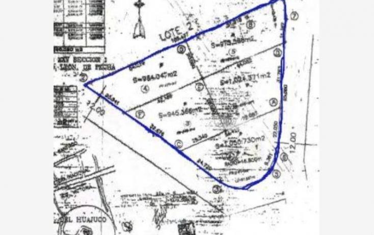 Foto de terreno habitacional con id 393070 en venta en hacienda del huajuco la boca no 01