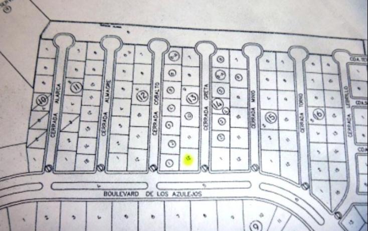 Foto de terreno habitacional con id 390091 en venta la concha no 03
