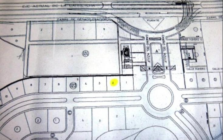 Foto de terreno habitacional con id 390096 en venta la concha no 03
