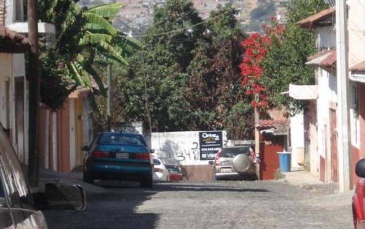 Foto de terreno habitacional con id 388376 en venta en priv de francisco villa 10 pátzcuaro centro no 01