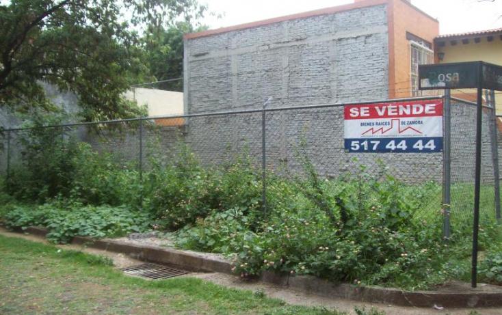 Foto de terreno habitacional con id 392401 en venta en rosas esquina azaleas club campestre no 04