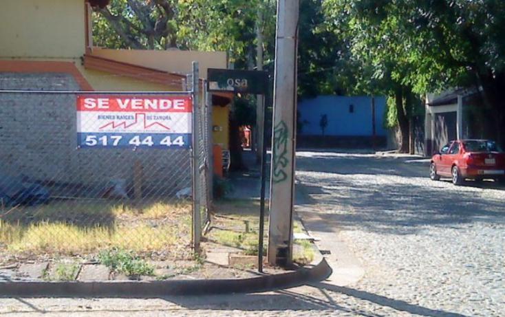 Foto de terreno habitacional con id 392401 en venta en rosas esquina azaleas club campestre no 11