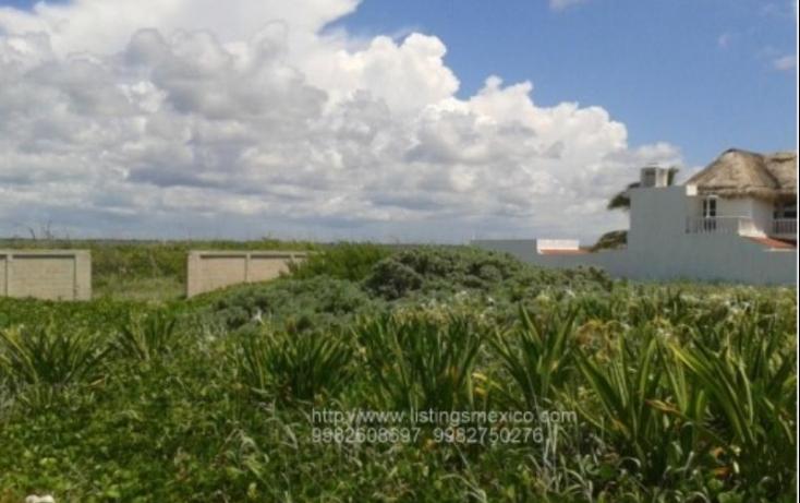 Foto de terreno habitacional con id 480728 en venta en zona federal maritima terrestre 2 puerto morelos no 04