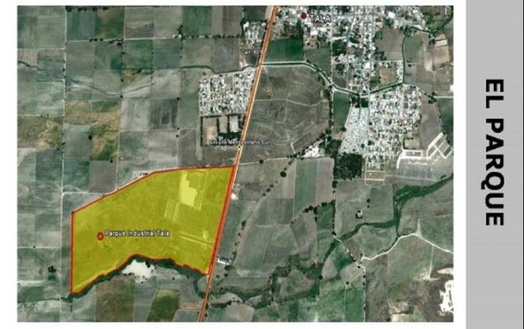 Foto de terreno industrial con id 388843 en venta en km 12 carr tala san isidro mazatepec tala no 11