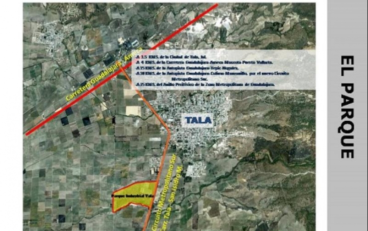 Foto de terreno industrial con id 388799 en venta tala no 01