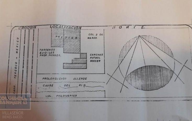 Foto de terreno habitacional en venta en terreno mototepec colonia 2 de marzo chicoloapan de juarez estado de mexico texcoco, 2 de marzo, chicoloapan, estado de méxico, 1893946 no 09