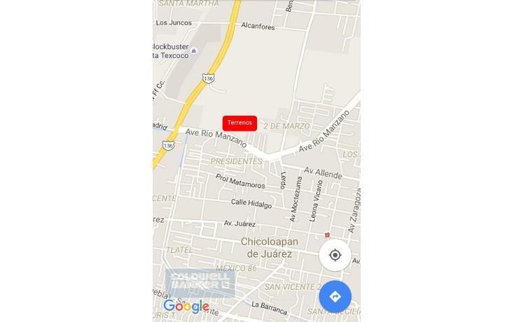 Foto de terreno comercial en venta en  , 2 de marzo, chicoloapan, méxico, 1893946 No. 05
