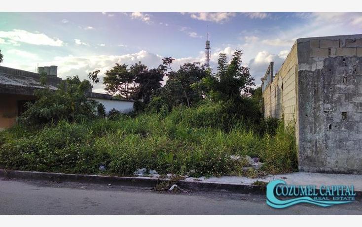 Foto de terreno habitacional en venta en terreno semilla 60 avenida sur entre calles 19 y 21 sur colonia independencia #, independencia, cozumel, quintana roo, 1441315 No. 02