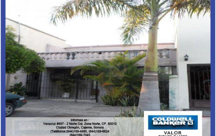 Foto de casa en venta en tetabiate 819, electricista, cajeme, sonora, 1779364 no 01
