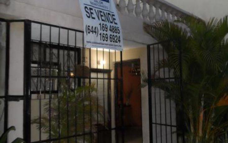 Foto de casa en venta en tetabiate 819, real del sol ampliación, cajeme, sonora, 1741670 no 02