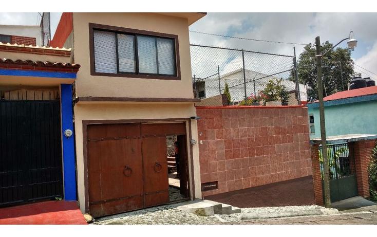 Foto de casa en venta en  , tetela del monte, cuernavaca, morelos, 1164413 No. 01