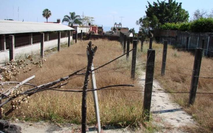 Foto de terreno habitacional en venta en  , tetela del monte, cuernavaca, morelos, 1200229 No. 01