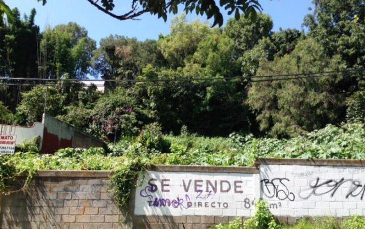 Foto de terreno habitacional en venta en, tetela del monte, cuernavaca, morelos, 1231511 no 02