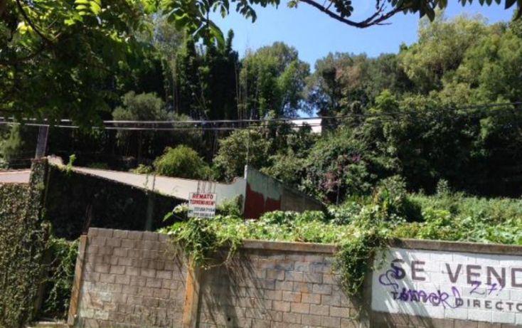 Foto de terreno habitacional en venta en, tetela del monte, cuernavaca, morelos, 1231511 no 03