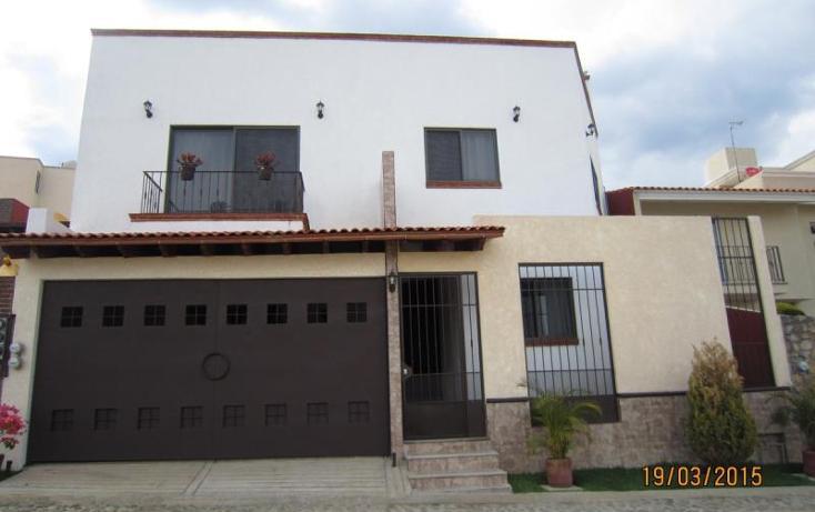 Foto de casa en venta en  , tetela del monte, cuernavaca, morelos, 1527728 No. 01