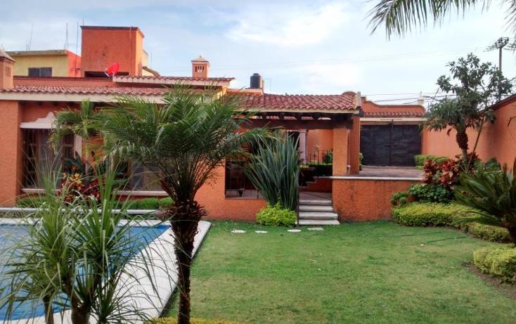 Foto de casa en renta en  , tetela del monte, cuernavaca, morelos, 845969 No. 01
