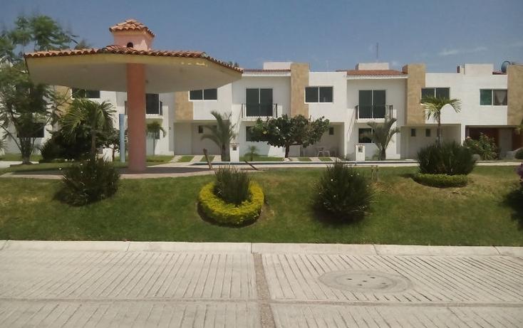 Foto de casa en venta en  , tetelcingo, cuautla, morelos, 1047547 No. 01