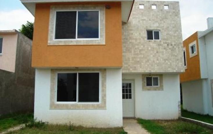 Foto de casa en venta en  , tetelcingo, cuautla, morelos, 1096539 No. 01