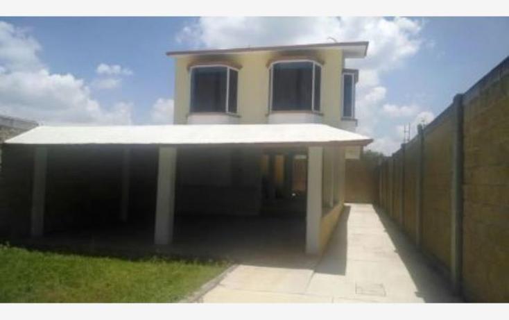 Foto de casa en venta en  , tetelcingo, cuautla, morelos, 1397069 No. 01